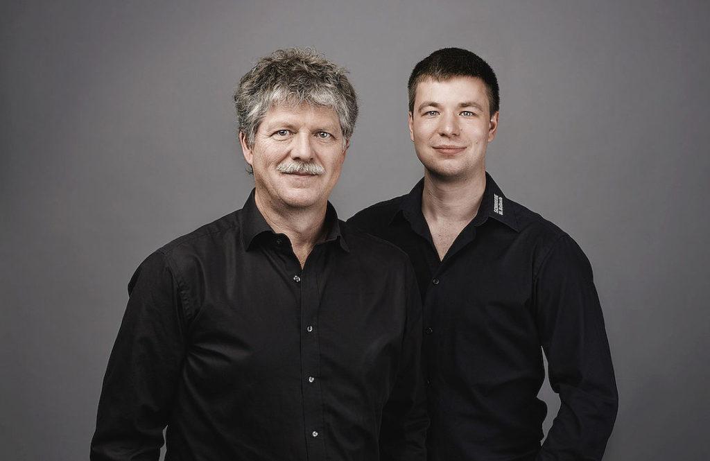 Markus and Lukas Balbach